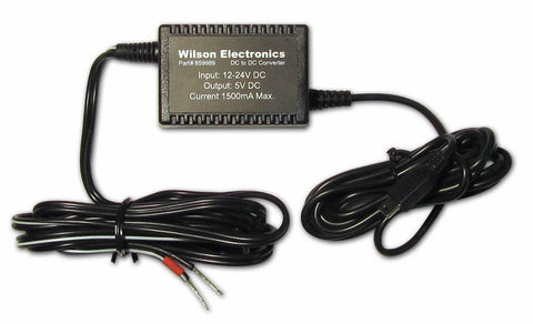 Wilson 5V DC Hardwire Power Supply (859989)
