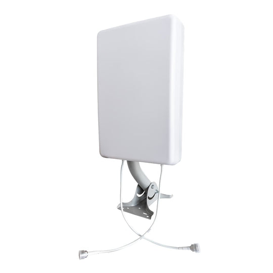 Open Box: Cross-Polarized 600-2700 MHz MIMO Outdoor Panel Antenna