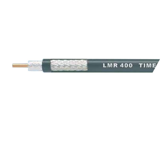 "Times Microwave 3/8"" LMR 400 Series Coaxial Cable"
