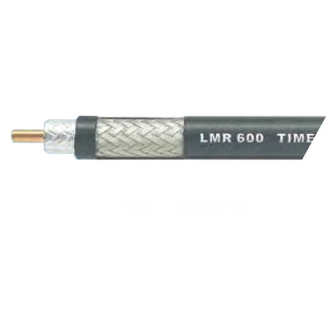"Times Microwave 1/2"" LMR 600 Series Coaxial Cable"