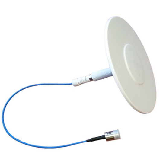 Pulse/Larsen Clarity Ultra-Thin White Ceiling Mount Omni Antenna