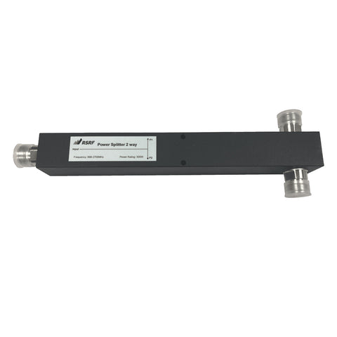 RSRF N-Female Signal Splitters (2-Way, 3-Way, 4-Way)