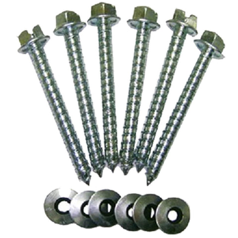 Rohn Lag Screw Hardware Set (TRTBAG)