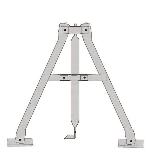 Rohn Tripod Roof Mounts