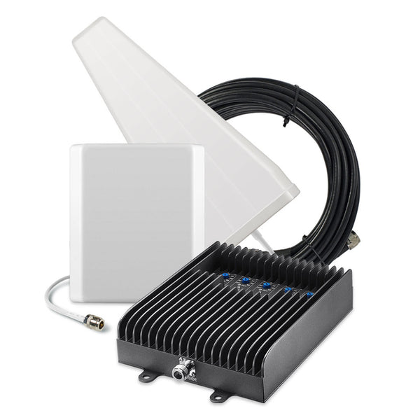 Surecall Fusion5s Signal Booster 141 In Bonus Accessories