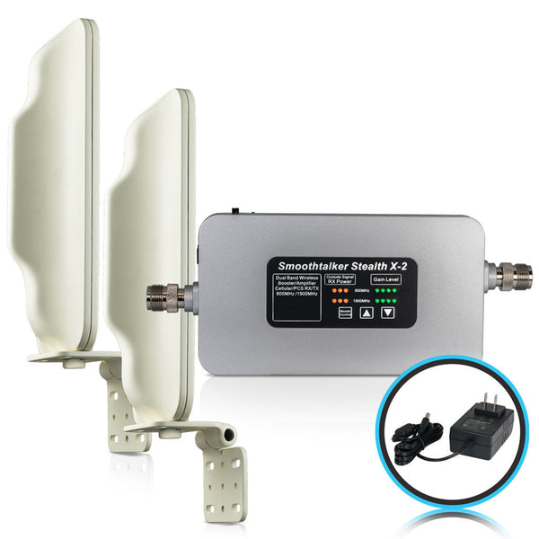 Smoothtalker X2 60db Cell Signal Booster Repeaterstore