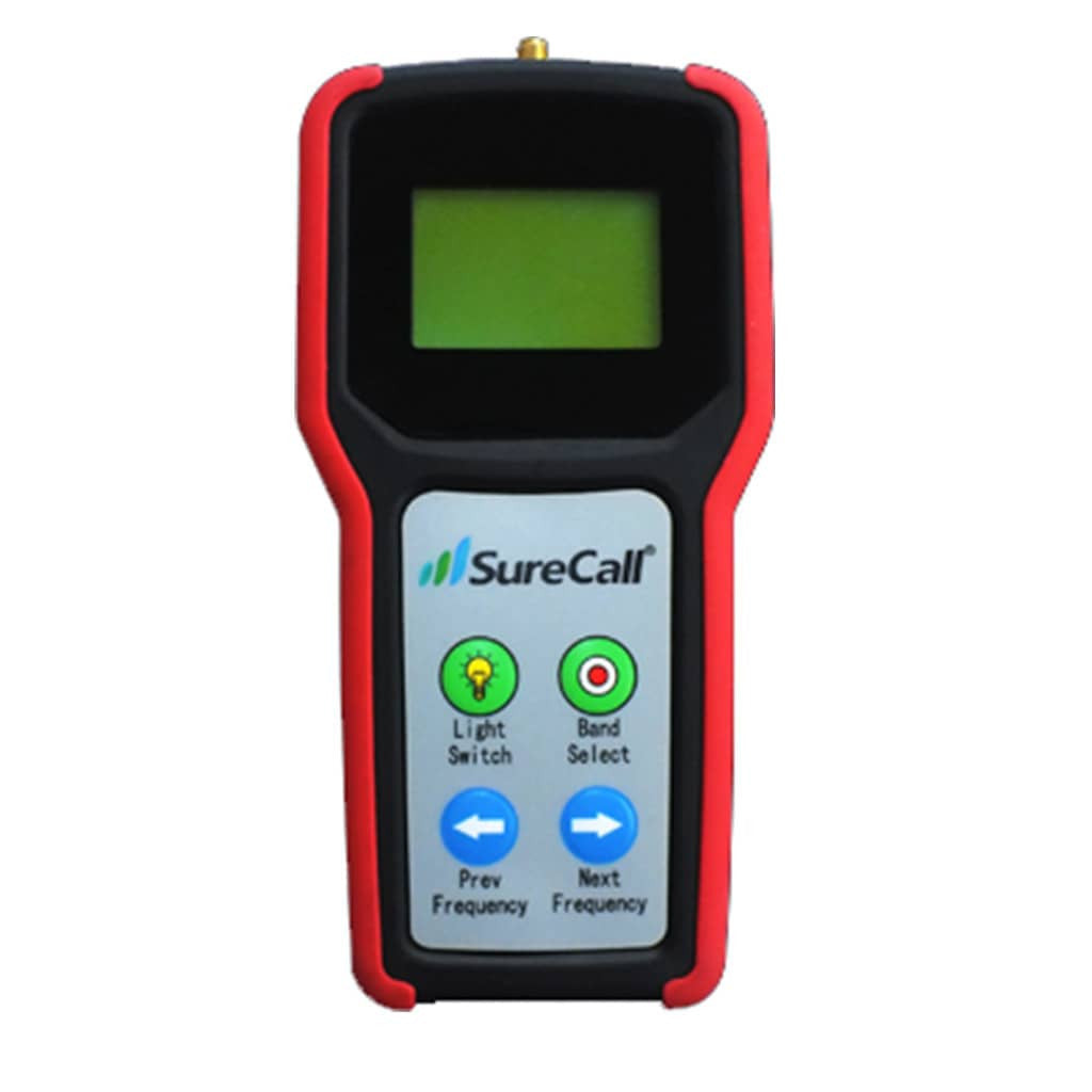 Directional Frequency Counter : Surecall rf band signal meter sc repeaterstore