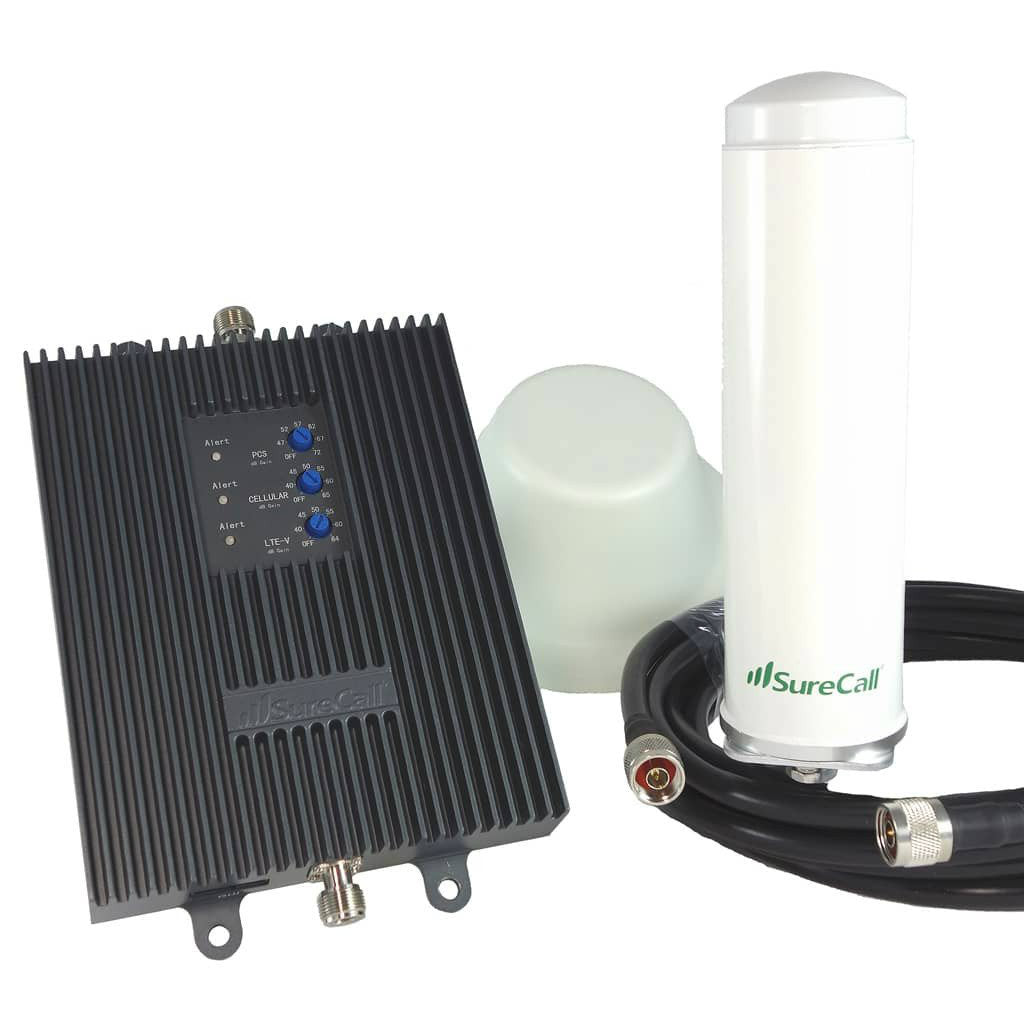 SureCall TriFlex Cell Signal Booster Kit - RepeaterStore