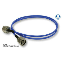 Microlab Plenum Low-PIM Jumper cable (JA-10MZ) 4.3-10 Male to N Male