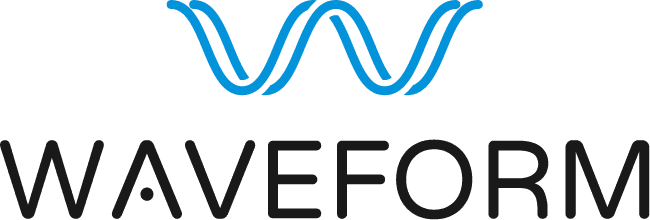 Waveform Logo (Color)
