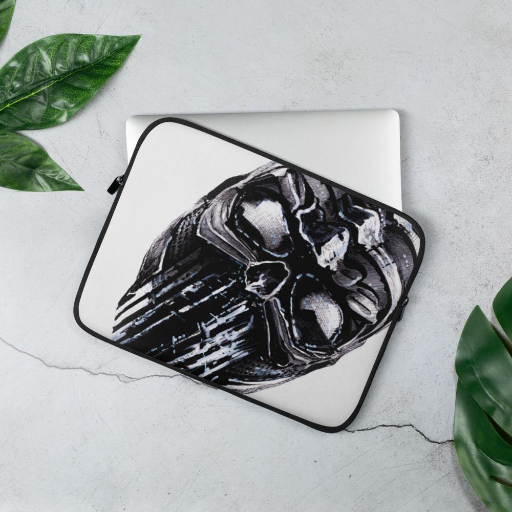 Future Knight Laptop Case - Artouchmedia