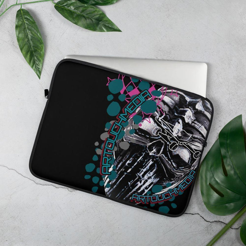 Future Knight Original Laptop Case - Artouchmedia