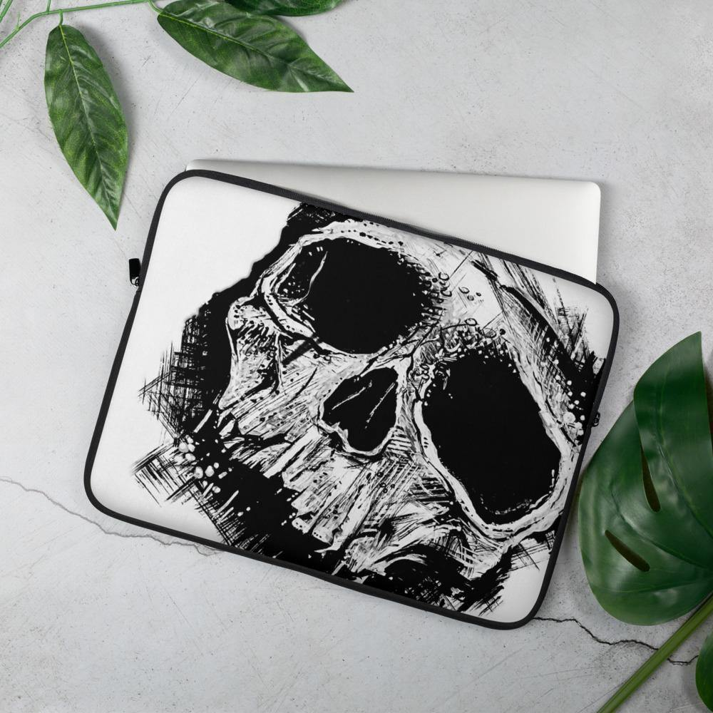 Cool Skull Laptop Case - Artouchmedia