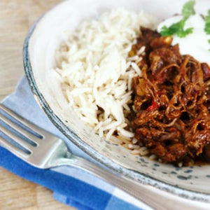 FROZEN MEAL FOR 2. Comforting beef shin chilli con carne