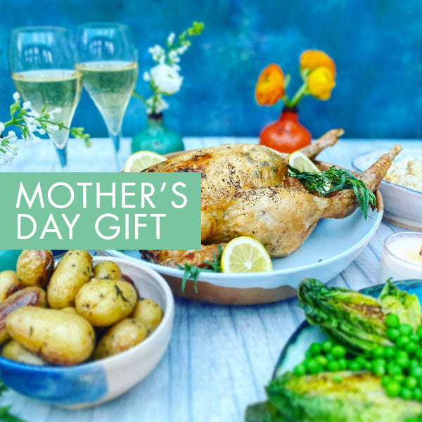 MOTHER'S DAY Sunday Lunch - Cocktail, gift, meal for 2 to 4