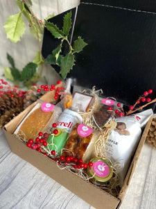 Plant-based Snacking & Mulled Wine Gift Box