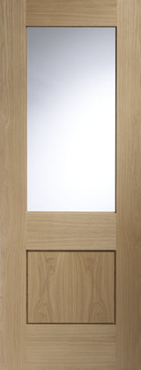 Internal Oak Piacenza with Clear Glass - C2B Trade Store