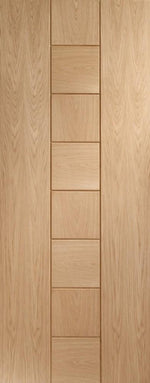 Internal Oak Messina Fire Door - C2B Trade Store
