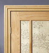 Pre-Finished Int Oak Door Architrave Set (Ogee Profile) PK5 - C2B Trade Store