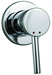 Genesis Round Manual Shower Valve