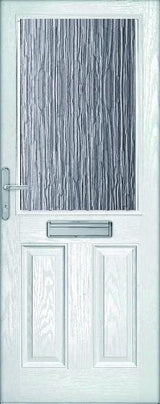MTO - Ext 2XG Composite Door Set with Clear Glass - C2B Trade Store