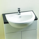 Carolina Semi-Recessed Basin (1TH) - C2B Trade Store
