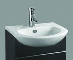 Ebony Semi-Recessed Basin - C2B Trade Store