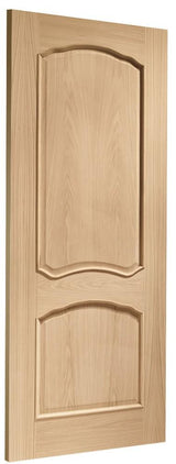 Pre-Finished Internal Oak Louis with Raised Mouldings - C2B Trade Store