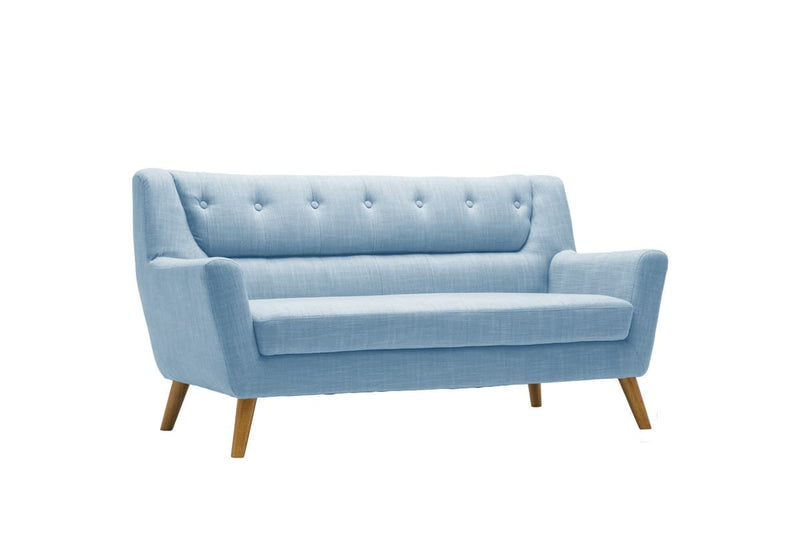 LAMBETH LARGE SOFA DUCK EGG BLUE - C2B Trade Store