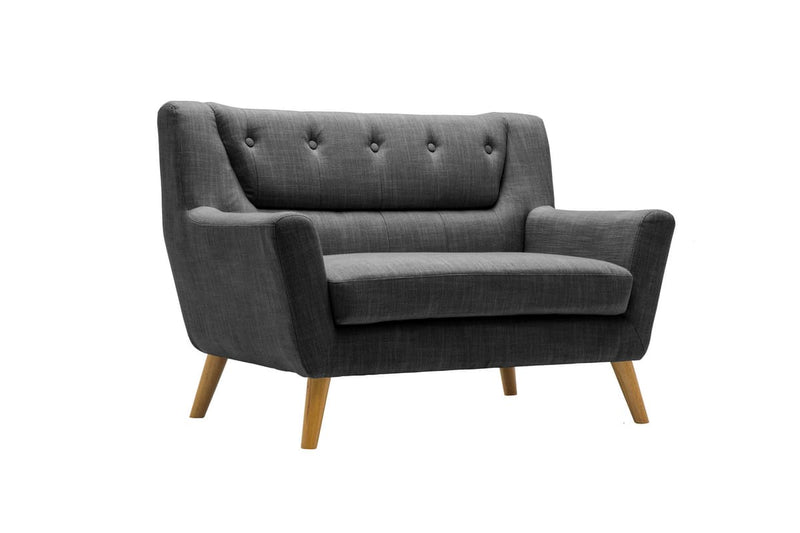 LAMBETH MEDIUM SOFA GREY - C2B Trade Store