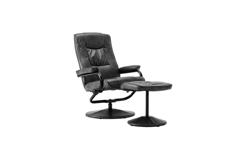 MEMPHIS SWIVEL CHAIR BLACK - C2B Trade Store