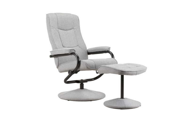MEMPHIS SWIVEL CHAIR GREY - C2B Trade Store