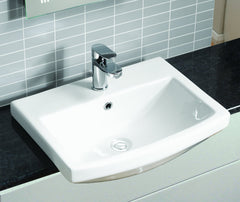 Nevada Semi-Recessed Basin (1TH)