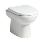 Carolina Comfort Back-to-Wall Pan & Soft Close Seat - C2B Trade Store