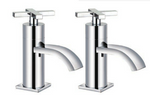 Harmony Basin Taps (pair) - C2B Trade Store