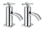 Harmony Bath Taps (pair) - C2B Trade Store