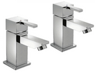Nevada Bath Taps (pair) - C2B Trade Store