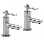 Trio Lever-Head Bath Taps (pair) - C2B Trade Store