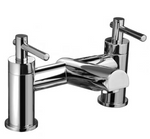 Trio Lever-Head Fixed Spout Bath Filler - C2B Trade Store