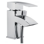 Vermont 1TH Bath Shower Mixer inc. Shower Kit - C2B Trade Store