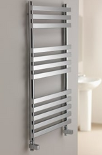 Aquarius Towel Rail - Chrome - C2B Trade Store