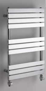 Aston Towel Rail - Chrome - C2B Trade Store