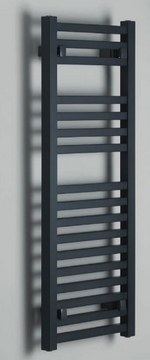 Campania Towel Rail - Anthracite - C2B Trade Store