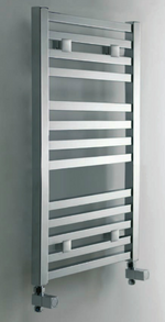 Capricorn Towel Rail - Chrome - C2B Trade Store
