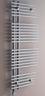 Emerald 1200x500 Towel Rail - Chrome - C2B Trade Store