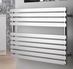 Opalcite Horizontal Towel Rail - Chrome - C2B Trade Store
