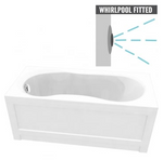 Alabama 1700x750 Bath with Option 2 Whirlpool - C2B Trade Store