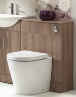 Eden 60 Slimline WC Base Unit - C2B Trade Store