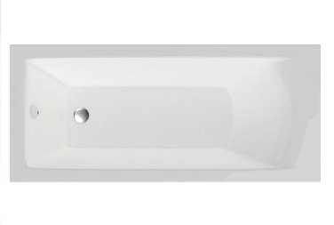 Eden 1700x700 Bath with Option 4 Whirlpool - C2B Trade Store