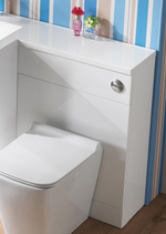 Monica 60 Slimline WC Base Unit (No Top) - C2B Trade Store